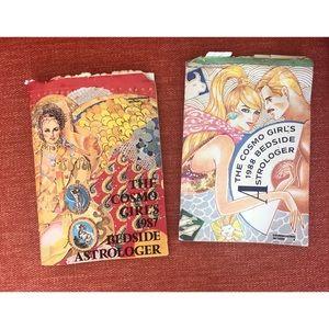 Vintage Cosmo Bedside Astrologers